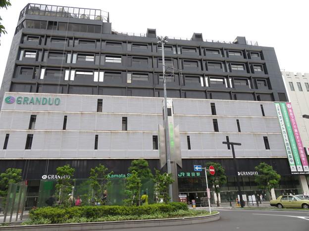 蒲田駅 西口