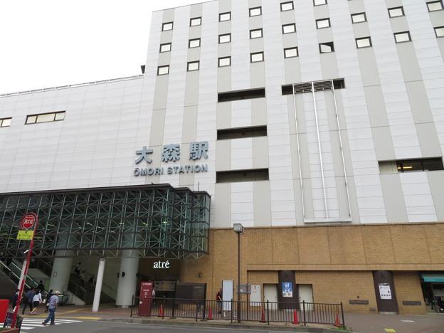 大森駅 東口