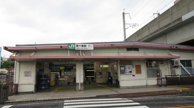 東十条駅 南口