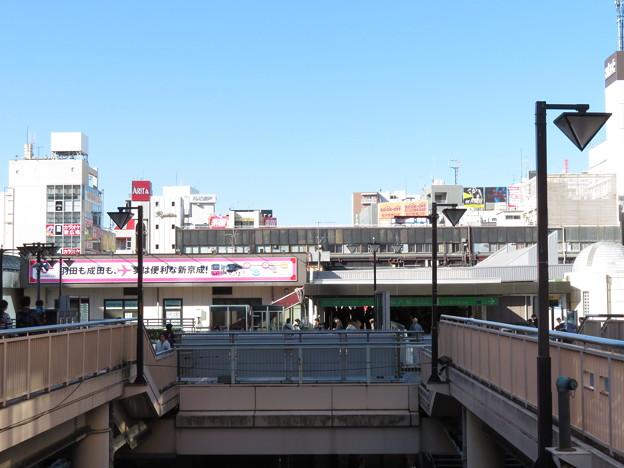 松戸駅 東口