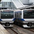 Photos: E531系K454・K459編成 2並び