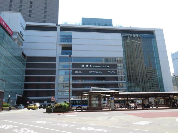 横浜駅 西口