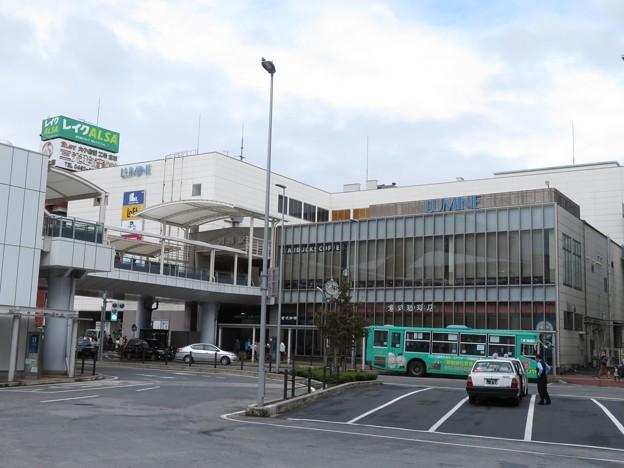川越駅 西口