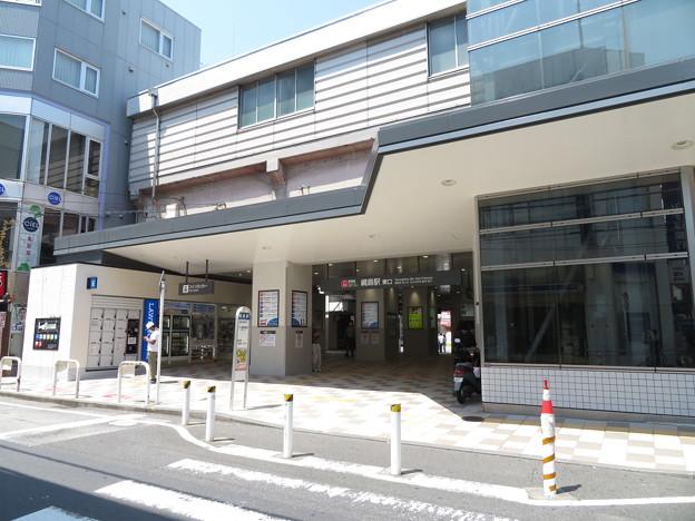 綱島駅 東口