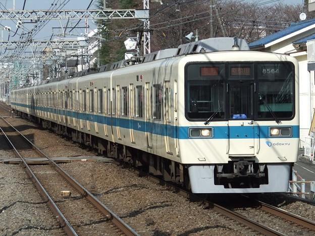 小田急小田原線8000形 8264F+8064F