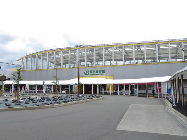 東小金井駅 北口