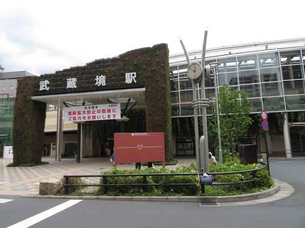 武蔵境駅 北口