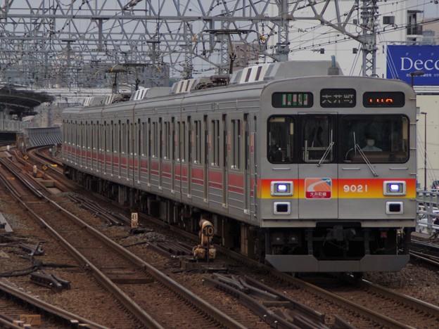 大井町線9020系 9021F