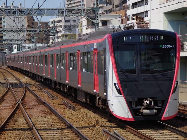 都営浅草線5500形 5506F