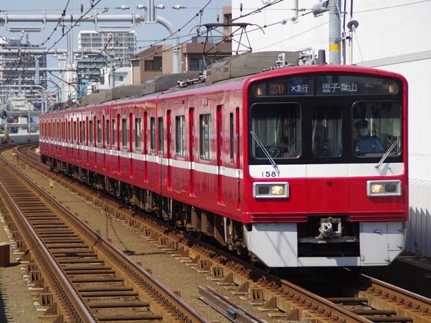 京急線1500形 1581F