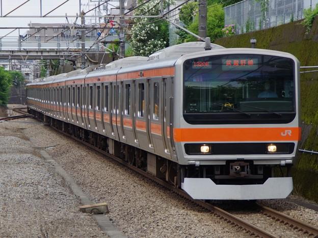 武蔵野線E231系0番台 MU11編成