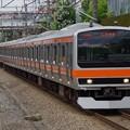 Photos: 武蔵野線E231系0番台 MU20編成