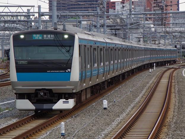 京浜東北・根岸線E233系1000番台 サイ139編成