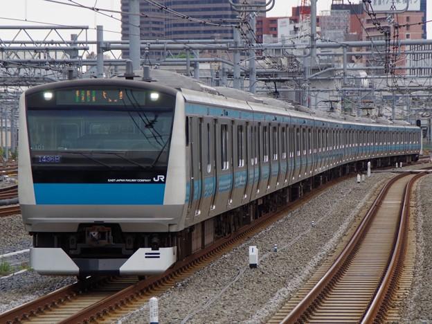 京浜東北・根岸線E233系1000番台 サイ101編成