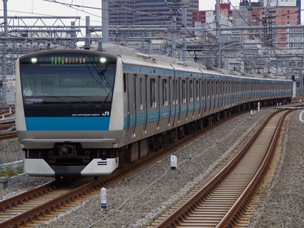 Photos: 京浜東北・根岸線E233系1000番台 サイ132編成
