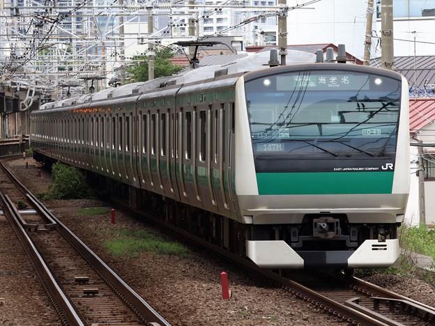 Photos: 埼京線E233系7000番台 ハエ113編成