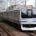 横須賀・総武快速線E217系 Y-117+Y-40編成