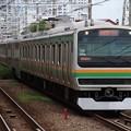 湘南新宿ラインE231系1000番台 U585+U229編成