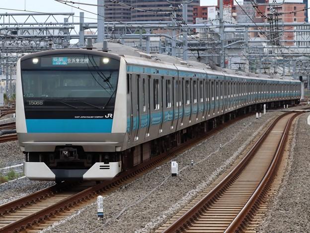 京浜東北・根岸線E233系1000番台 サイ125編成
