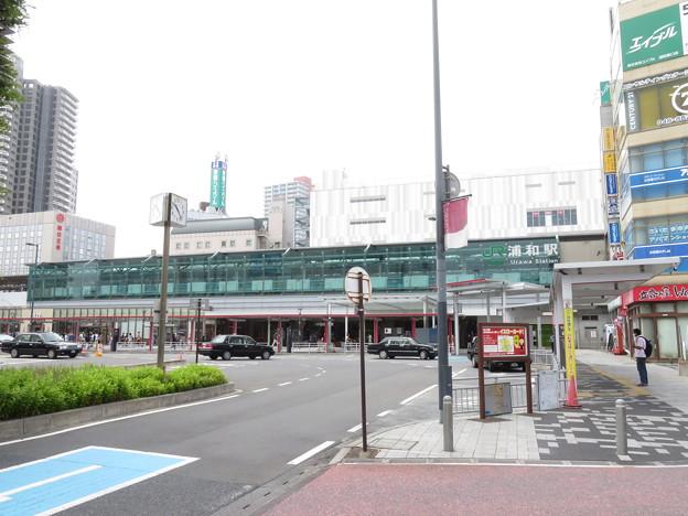 浦和駅 東口