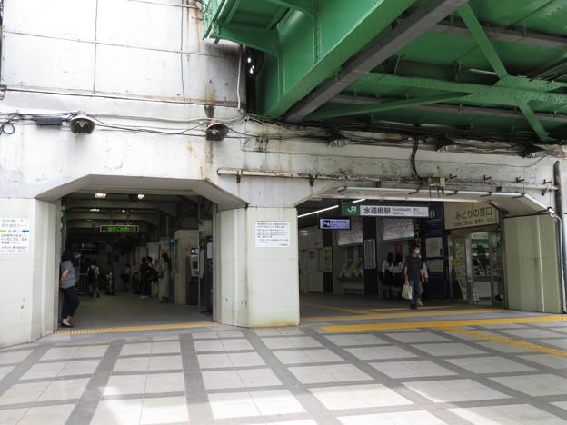水道橋駅 東口