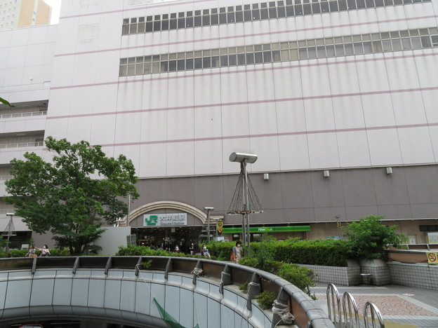 大井町駅 中央口