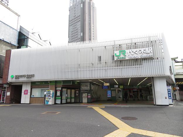 代々木駅 西口1