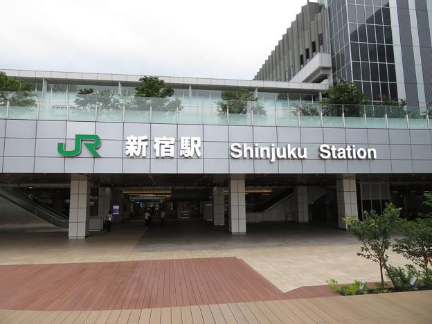 新宿駅 甲州街道口