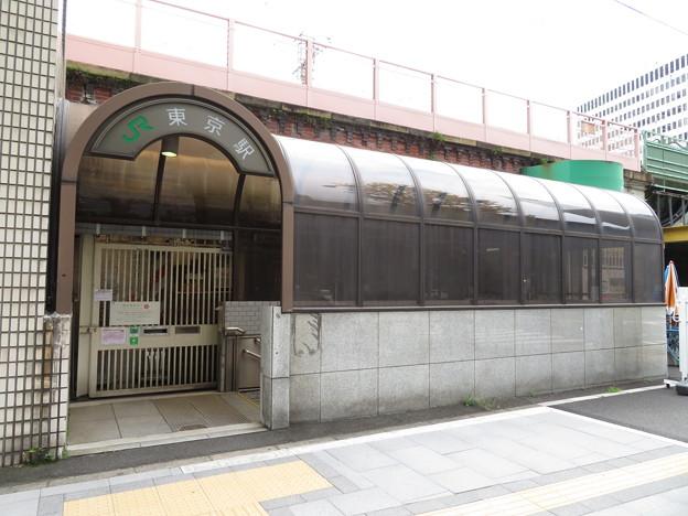 東京駅 京葉線口