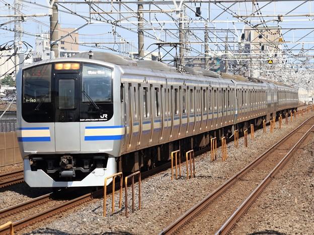 横須賀・総武快速線E217系 Y-140+Y-47編成