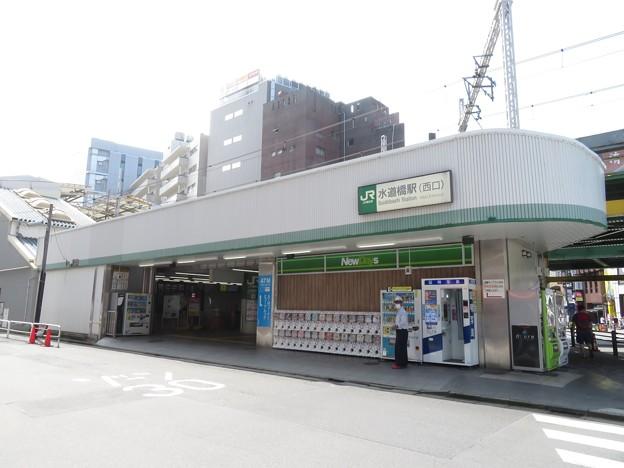 水道橋駅 西口1