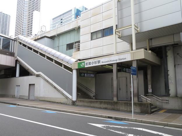 武蔵小杉駅 東口1
