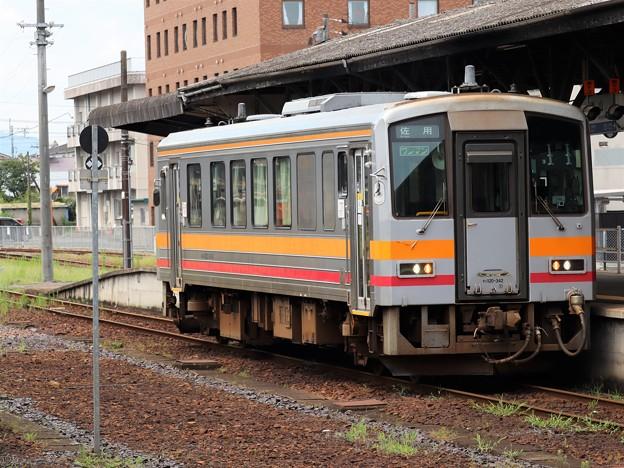 姫新線キハ120形300番台 キハ120-342