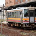 Photos: 姫新線キハ120形300番台 キハ120-342