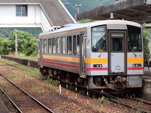 姫新線キハ120形300番台 キハ120-328