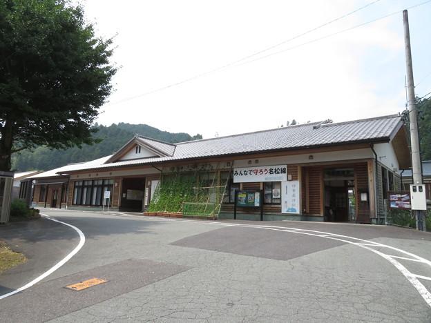 Photos: 伊勢奥津駅