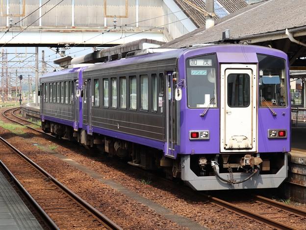 関西線キハ120形0番台 キハ120-15+キハ120-13