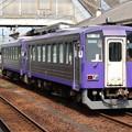 Photos: 関西線キハ120形0番台 キハ120-15+キハ120-13