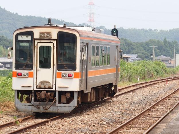 名松線キハ11形300番台 キハ11-304