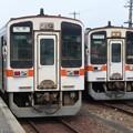 キハ11-305・キハ11-304 2並び