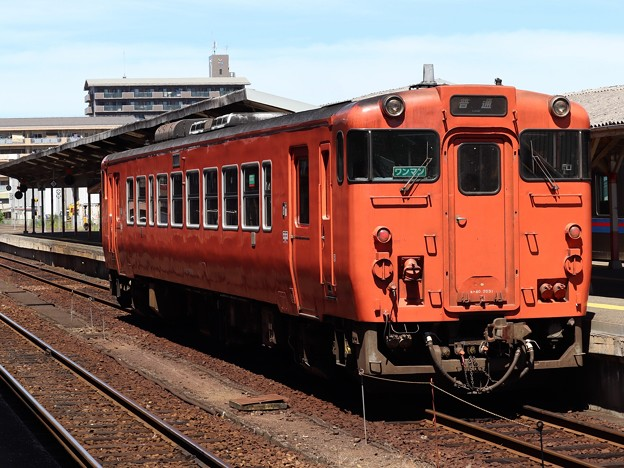 山口線キハ40系 キハ40 2091