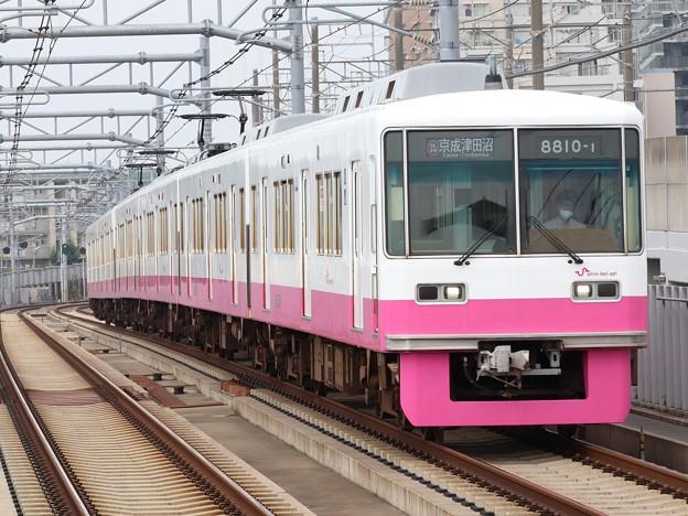 新京成線8800形 8810F
