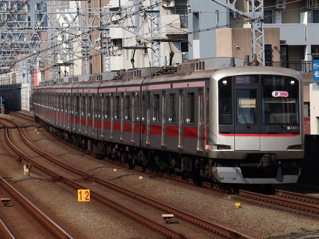 東横線5050系 5161F