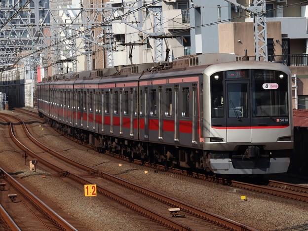 東横線5000系 5118F