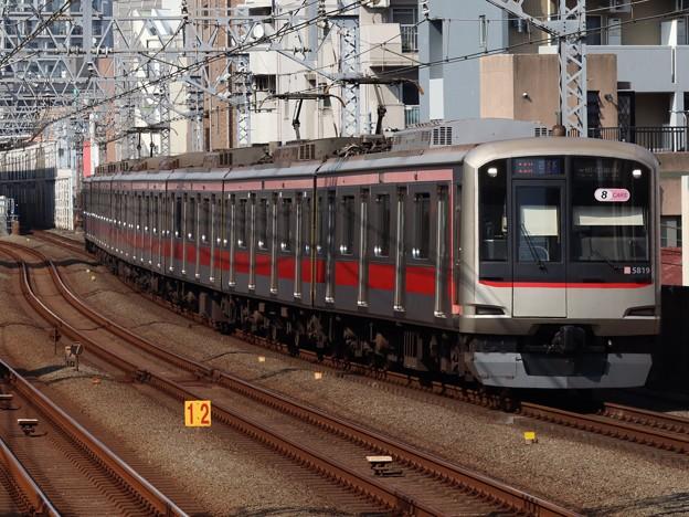 東横線5000系 5119F