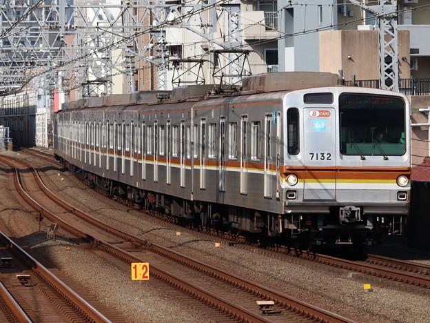 東京メトロ副都心線7000系 7132F