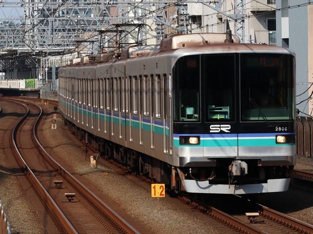 埼玉高速鉄道線2000系 2106F