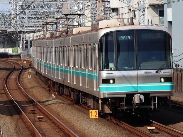 東京メトロ南北線9000系 9119F