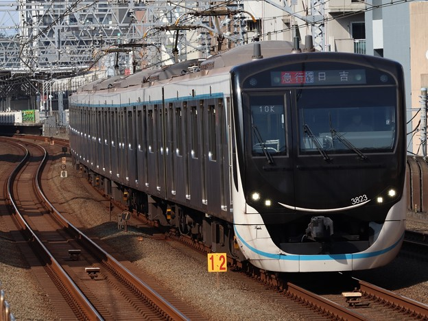 目黒線3020系 3123F