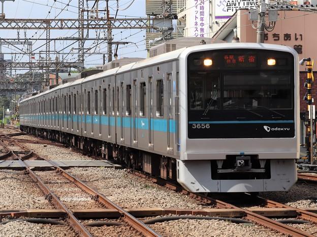 小田急小田原線3000形 3656F